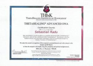 ADVANCED DNA PRACTITIONER CERTIFICATE