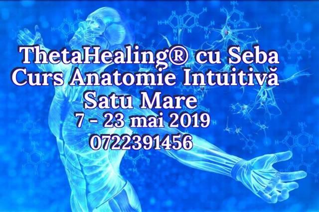Anatomie Intuitiva 7-23 mai 2019 Satu Mare