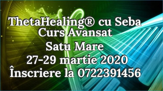 avansat Satu Mare 27 - 29 martie 2020