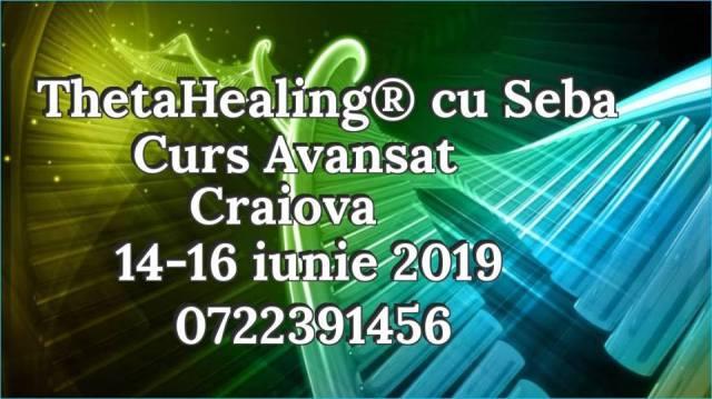 Curs avansat Craiova 14-16 iunie 2019