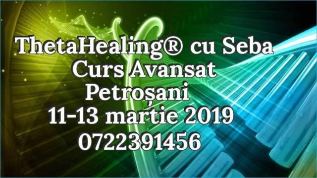 Curs avansat Petrosani 11 martie 2019