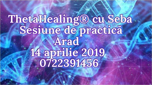 Sesiune practica Arad 14 aprilie 2019