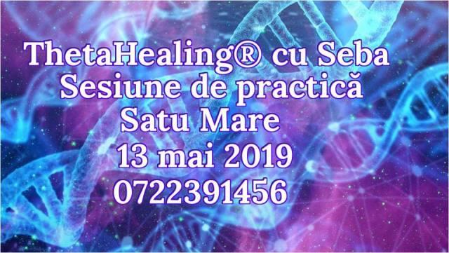 Sesiune practica Satu Mare 13 mai 2019