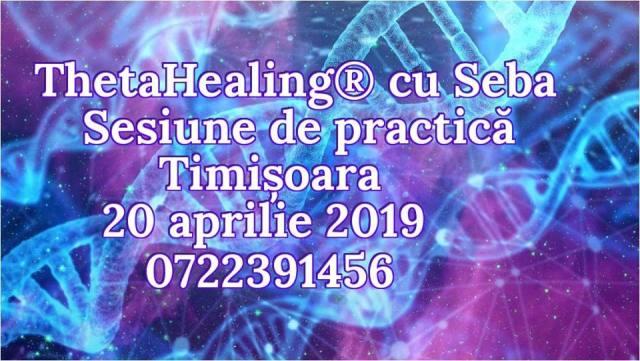 Sesiune practica Timisoara 20 aprilie 2019