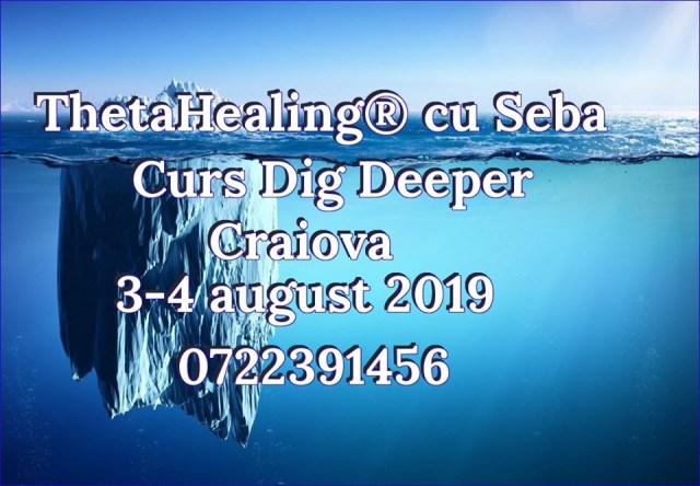 dig deeper craiova 3 - 4 august 2019