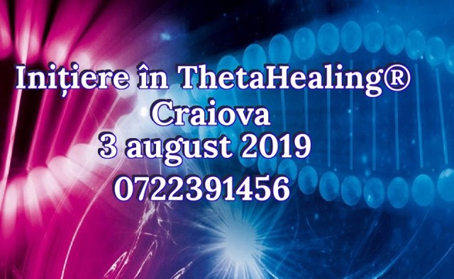initiere Craiova 3 august 2019